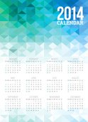 2014,Calendar,Pattern,Backg...