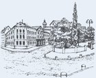 House,Pencil Drawing,Drawi...