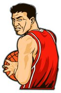 Basketball Player,Basketbal...