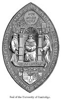 Engraved Image,Cambridge - ...