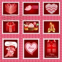 Letter,Love,Candle,Gift,Can...