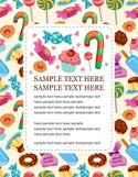 Pattern,Candy,Decorating,Gr...