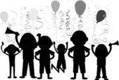 People,Silhouette,Illustrat...