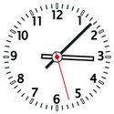 Computer Graphic,Clock Face...