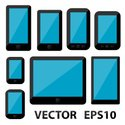Vector,Image,Technology,Mob...