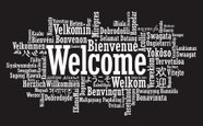 Welcome Sign,Greeting,Text,...