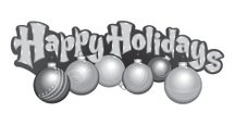 happy holidays,Variation,Ch...