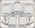 Victorian Style,Banner,Old-...