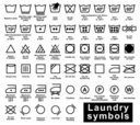 Laundry,Symbol,Washing,Inst...