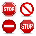 Stopping,Letter,Lane,Safety...