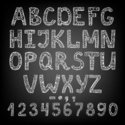 Letter,Text,Chalk Drawing,A...