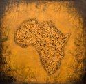 Africa,continent,Painting,A...