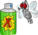 Cute,Insect,Toxic Substance...