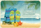 Summer,Hello,Poster,Paintings…
