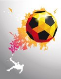 Soccer,Poster,Motion,Shape,...