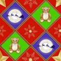 Backgrounds,Bear,Blue,Holiday…