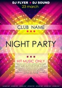 Flyer,Poster,Party - Social...