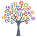 Tree,Social Networking,Advi...