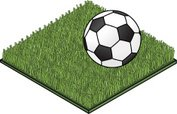 Isometric,Lawn,Front or Back …
