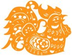 Chinese Zodiac Sign,Rooster...