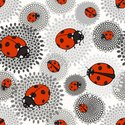 Ladybug,Insect,Cartoon,Red,...