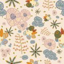 Vector,Coral Colored,Reef,B...