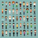 People,Characters,Infograph...