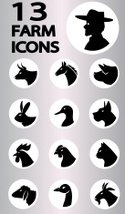 Poultry,Design,Symbol,Sign,...