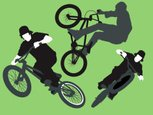 BMX Cycling,Extreme Sports,...