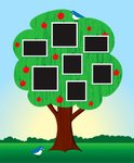 Family Tree,Apple Tree,Tree...