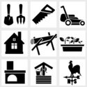 Lawn Mower,Computer Icon,Sy...