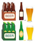 Beer Bottle,Beer - Alcohol,...