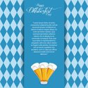 Oktoberfest,Blue,White,Yell...