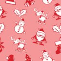 Snowman,Backgrounds,Santa C...