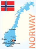 Norway,Cartography,Map,Spit...