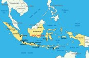 Map,Cartography,Indonesia,I...