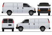 Van - Vehicle,Land Vehicle,...