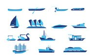 Speedboat,Tugboat,Yacht,Inf...