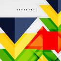 Origami,Abstract,Business,S...