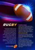 Playing,Rugby,Rivalry,Backg...