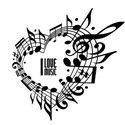 Musical Note,Backgrounds,Cl...