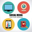 Vector,Social Networking,Sy...