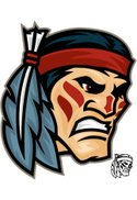 Mascot,Native American,Warr...