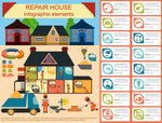 Infographic,Home Interior,R...