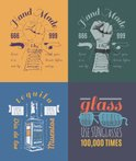 Letterpress,Poster,Bundle,Old…