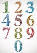 Number,Creativity,Ornate,Dr...