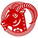 Sheep,Chinese Zodiac Sign,...