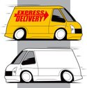 Van - Vehicle,Delivery Van,...