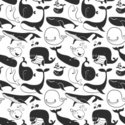 Sea,Pattern,Doodle,Child,Ou...