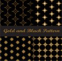 Gold Colored,Gold,Pattern,B...